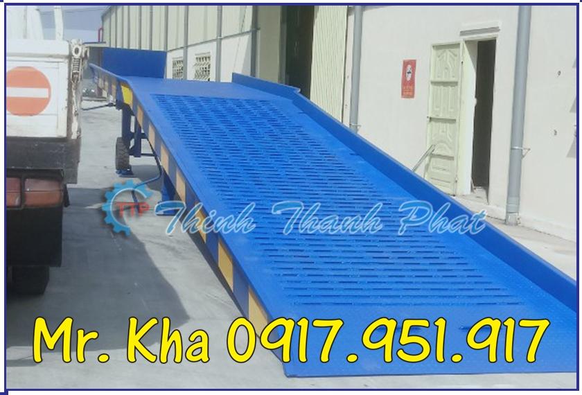 Cầu dẫn hàng lên container TTP-01