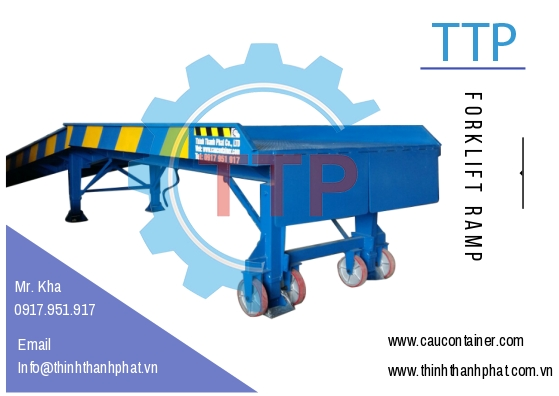 Cầu Xe Nâng TTP