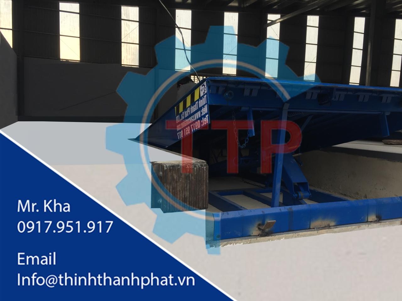 Sàn nâng cơ khí TTP