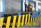 Các mẫu CAO SU GIẢM CHẤN thông dụng được sử dụng trong hệ thống xuất, nhập hàng