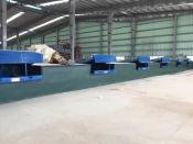 Sàn nâng thủy lực - Hydraulic dock leveler