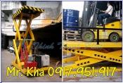 Ứng dụng của bàn nâng thủy lực trong công nghiệp